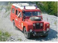 Immagine di 1/24 Land Rover Fire Truck