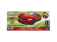Picture of 1/25 2015 Mustang GT Red [Buil & Play]
