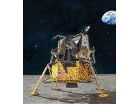 "Immagine di 1/48 Apollo 11 Lunar Module ""Eagle"" (50 Years Moon Landing)"