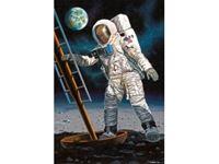 Immagine di 1/8 Apollo 11 Astronaut on the Moon (50 Years Moon Landing)
