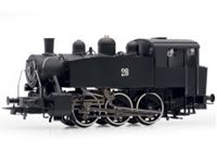 Picture of Steam locomotive S100 ex USATC, black livery