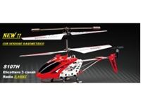 Picture of R/C Helicopter with altitude hold in 2.4Ghz