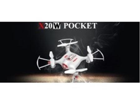 Picture of R/C Quadcopter 0.3MP Camera