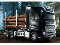 Picture of Tamiya 56360 1/14 Volvo FH16 Globetrotter 750 6x4 Timber Truck