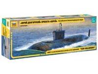 "Immagine di 1/350 Nuclear Submarine ""Yuri Dolgorukij"" K-535"