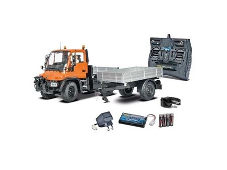 Picture of CARSON  1/12 Carson MB Unimog U300 mit Anhänger RTR 2,4 GHz