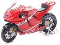Immagine di Maisto 1 10 Ducati Desmosedici Stoner N°27 2008 31163