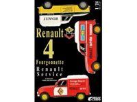 Immagine di 1/24 Renault 4 Fourgonnette Service