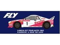 Immagine di Lancia 037 - Tour Auto de France 1983 3rd place - Darniche, Mahé