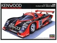 Picture of 1/24 Kenwood Kremer Porsche 962 C