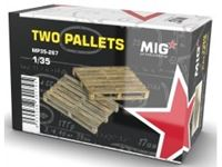 Picture of 1/35 Two Pallets