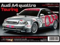Picture of 1/10 RC Audi A4 Touring Telaio TT-01E 4WD [Limited Edition]