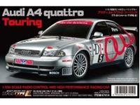 Immagine di 1/10 RC Audi A4 Touring Telaio TT-01E 4WD [Limited Edition]