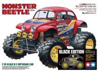 Immagine di 1/10 RC Monster Beetle Black Edition 2WD [Limited Edition]