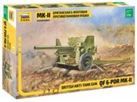 Picture of 1/35 British Anti-Tank Gun QF 6pdr Mk.II