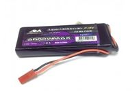 Immagine di ARROWMAX LIPO RX GP 1400 (7.4V) LIPO battery