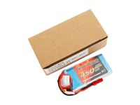 Immagine di Gens ace Pack Soft LiPo 2S-7.4V-450-30C (JST) 61x32x11.5mm 60g