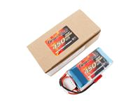 Immagine di Gens ace Pack Soft LiPo 3S-11.1V-450-30C (JST) 61x32x17.5mm 70g