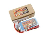 Immagine di Gens ace Pack Soft LiPo 2S-7.4V-30C-1000 (DEANS) 76x37x13mm 85g
