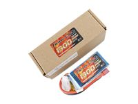 Immagine di Gens ace Pack Soft LiPo 3S-11.1V-30C-1300 (DEANS) 76x37x17.5mm 95g