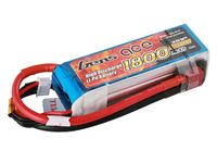 Picture of Gens ace Pack Soft LiPo 3S-11.1V-40C-1800 (DEANS) 97x32x26mm 150g