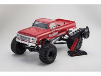 Picture of Mad Crusher CRUSHER Nitro 1:8 GP 4WD Readyset (KT231P-KE25SP)