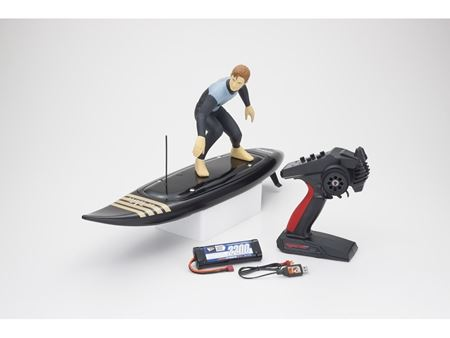 Picture of RC SURFER 4 READYSET ELECTRIQUE (KT231P+) - NERO