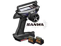 Immagine di Sanwa MT44-PC Combo + 2 Receivers RX482