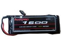 Picture of MAXPRO NIMH 6V 1600MAH PIATTA BATTERIA RX