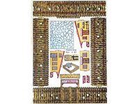 Immagine di AMATI Modelli Traforo  legno colori tipo  A  FORTE APACHE FAR WEST