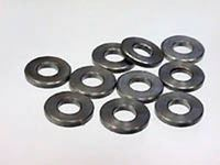 Immagine di Rondella piana 3mm acciaio 10 pz