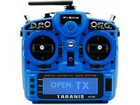Picture of X9D PLUS Taranis 2019 ACCESS - Sky Blue Mode 1-3 solo TX