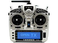 Picture of X9D PLUS Taranis 2019 ACCESS - Silver Mode 2-4 solo TX