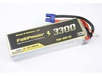 Immagine di Batteria Lipo 4S 3300 mAh 50C Gold V2 - EC3