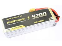 Picture of Batteria Lipo 6S 5200 mAh 50C Gold V2 - XT60