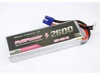 Immagine di Batteria Lipo 4S 2600 mAh 35C Silver V2 - EC3