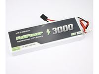 Picture of Batteria RX LiFe 2S 3000 mAh 35C V2 - JR