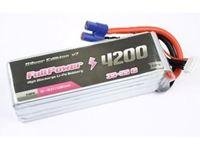 Picture of Batteria Lipo 6S 4200 mAh 35C Silver V2 - EC5