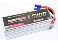 Picture of Batteria Lipo 6S 5200 mAh 35C Silver V2 - EC5