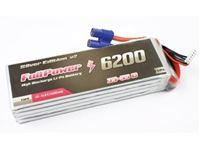 Picture of Batteria Lipo 6S 6200 mAh 35C Silver V2 - EC5