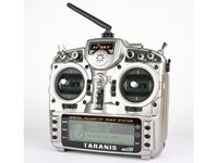 Picture of X9D PLUS Taranis Mode 2-4 + rx X8R + 4 servi standard FullPower