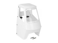 Immagine di Flamingo 1/8  X-Rider Body Shell(White)