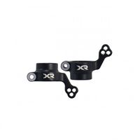 Immagine di Flamingo 1/8  X-Rider Rear Hub Carrier Set(Metal,Black)