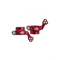 Picture of Flamingo 1/8 X-Rider Rear Hub Carrier Set(Metal,Red)
