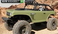 Immagine di Axial  SCX10 II™ Deadbolt™ 1/10th Scale Electric 4WD - RTR AX90066