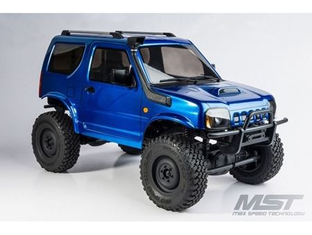 Immagine di MST CFX 4WD Crawler Kit with J3 Body Wheelbase 242mm