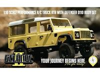 Immagine di RC4WD Gelande II LWB RTR w//D110 ?Body Set RC4WD