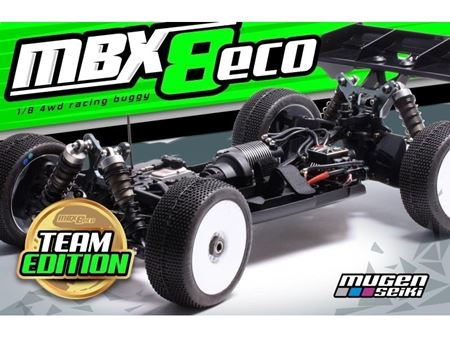 Picture of MBX-8 Eco 1/8 4WD OFF-Road Buggy Team Edition MUGEN