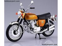 Picture of 1/12 DIE CAST  Honda CB750FOUR (K0) Candy Gold