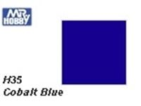 Immagine di Mr.Hobby/H35 Cobalt Blue Gloss (10 ml)